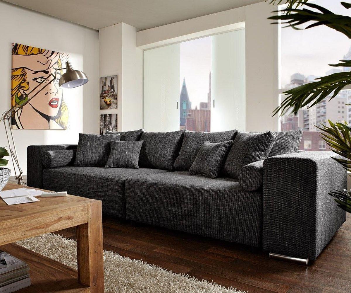 Full Size of Big Sofa Mit Schlaffunktion Delife Marbeya 290x110 Schwarz Bett Unterbett Husse Günstige Küche E Geräten Hersteller Elektrischer Sitztiefenverstellung Sofa Big Sofa Mit Schlaffunktion