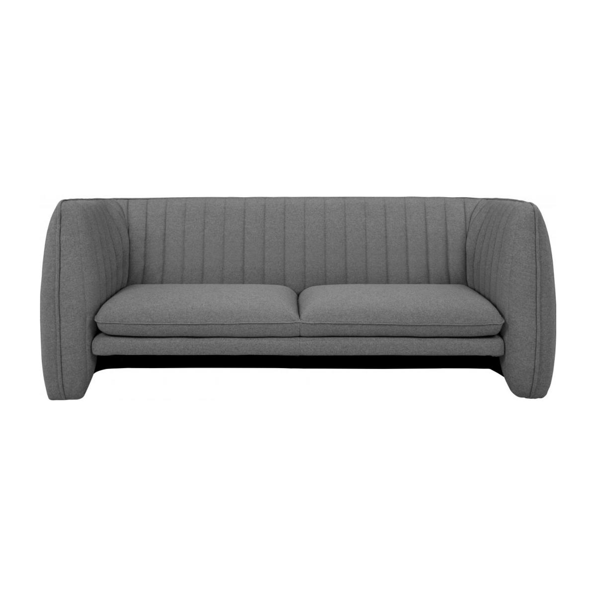 Full Size of Sofa 3 Sitzer Grau Rattan Ikea Couch Retro Kingsley 3 Sitzer Samt Leder Lucas Aus Wolle Mit Elektrischer Sitztiefenverstellung Big Günstig Muuto Home Affair Sofa Sofa 3 Sitzer Grau