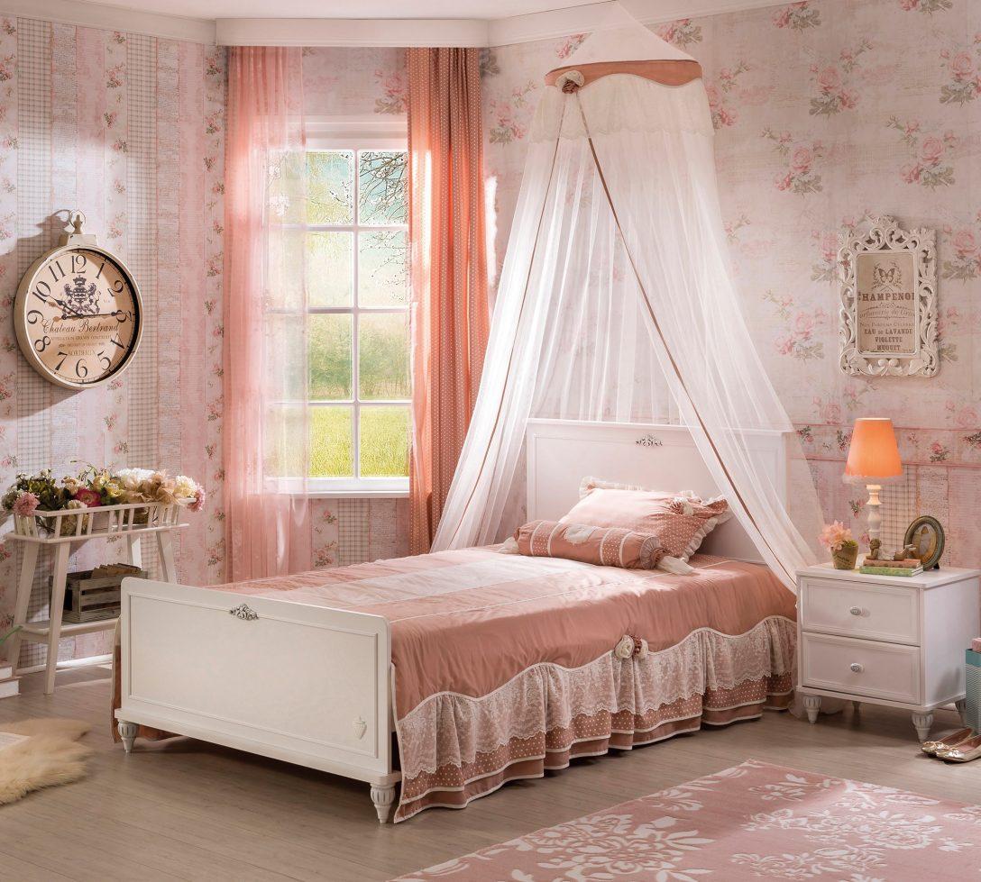 Large Size of Jugendzimmer Bett Cilek Romantica Xl 120200 Cm Mbel 1 40x2 00 Bettwäsche Sprüche 140x200 Mit Matratze Und Lattenrost Musterring Betten Stauraum 120 Bett Jugendzimmer Bett