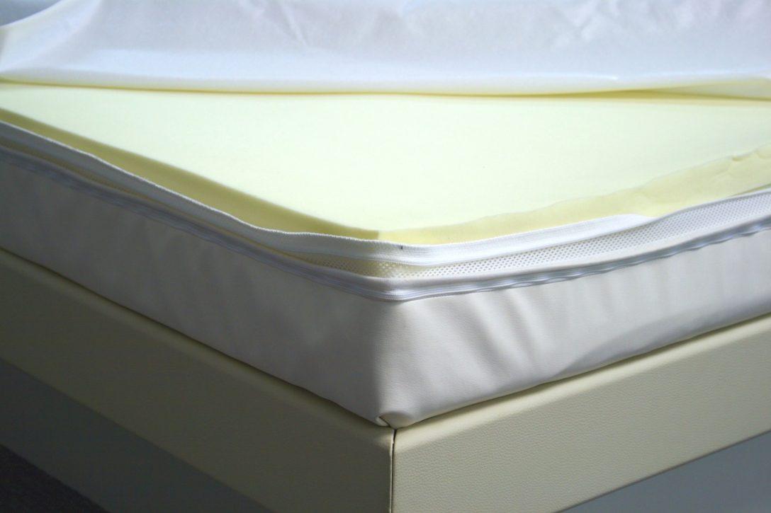 Large Size of Wasser Bett Premium Visco Topper Zip Fr Wasserbetten 90x200 Weiß Mit Schubladen 200x220 200x180 Gepolstertem Kopfteil Betten Mannheim 140 X 200 Himmel Barock Bett Wasser Bett