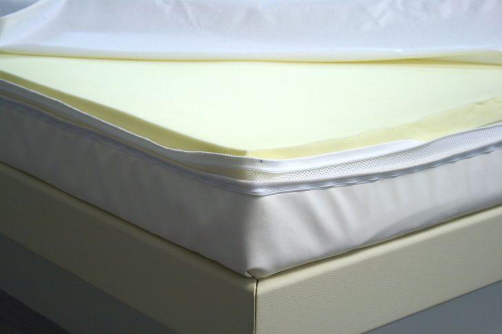 Medium Size of Wasser Bett Premium Visco Topper Zip Fr Wasserbetten 90x200 Weiß Mit Schubladen 200x220 200x180 Gepolstertem Kopfteil Betten Mannheim 140 X 200 Himmel Barock Bett Wasser Bett
