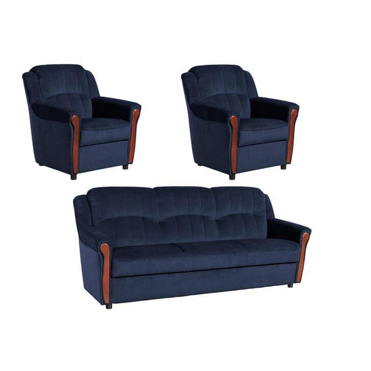 Medium Size of Mawinzer 3 Tlg Set Sitzer Sofa 2xsessel Trier Microfaser Ausziehbar Grünes Günstiges Reiniger Baxter Online Kaufen Lounge Garten Xxl U Form Dreisitzer Bezug Sofa Sofa Blau
