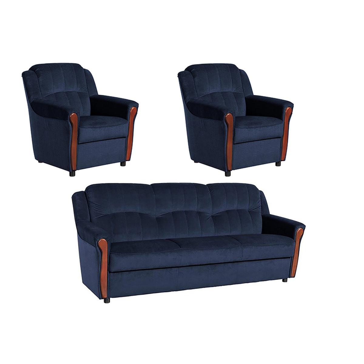 Full Size of Mawinzer 3 Tlg Set Sitzer Sofa 2xsessel Trier Microfaser Ausziehbar Grünes Günstiges Reiniger Baxter Online Kaufen Lounge Garten Xxl U Form Dreisitzer Bezug Sofa Sofa Blau