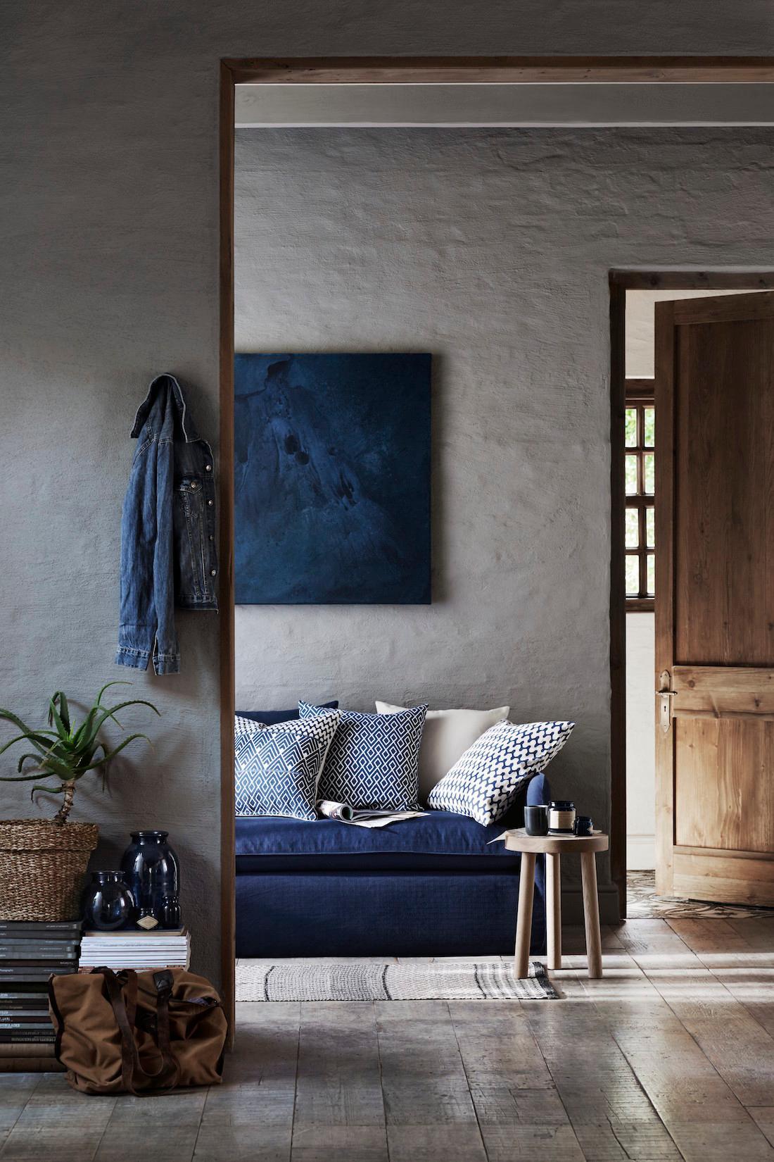 Full Size of Blaues Sofa Bilder Ideen Couch Canape Rotes Kleines Wohnzimmer Schlafsofa Liegefläche 160x200 Modulares Mit Relaxfunktion Blau Kaufen Günstig Schlaffunktion Sofa Blaues Sofa