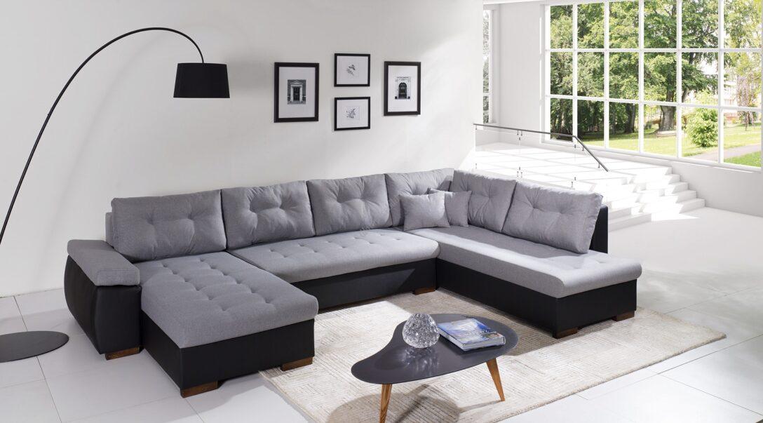 Large Size of U Form Sofa Couchgarnitur Ravenna Couch Sofagarnitur Wohnlandschaft Barrierefreie Dusche Küche Jalousieschrank Riess Ambiente Deckenleuchte Kunstleder Weiß Sofa U Form Sofa