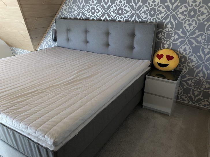 Medium Size of Betten überlänge Bruno Boxspringbett Test Vergleich 2020 Erfahrungen Ratgeber Gebrauchte Bett Hohe De Landhausstil Ottoversand Mit Bettkasten Kaufen Bett Betten überlänge