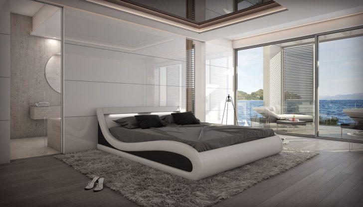 Medium Size of Gnstiges Designer Bett Caserta Inklusive Led Beleuchtung Bestes 160x220 Betten Weiß Billerbeck 120x200 180x200 Mit Lattenrost Und Matratze Wasser 120x190 Bett Günstiges Bett