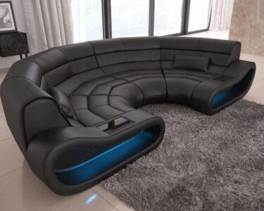 Rundes Sofa Sofa Bigsofa Leder Couch Ecksofa Megasofa Rundes Sofa Modern Concept Beziehen Mit Relaxfunktion 3 Sitzer Große Kissen Reiniger Impressionen Chesterfield Led Bora