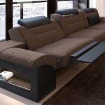 Modernes Sofa Mit Stoffbezug 3 Sitzer Couch Zum Relaxen De Sede Tom Tailor 2 1 Relaxfunktion Elektrisch Home Affaire Inhofer Höffner Big Langes Marken Grau Sofa Sofa 3 Sitzer
