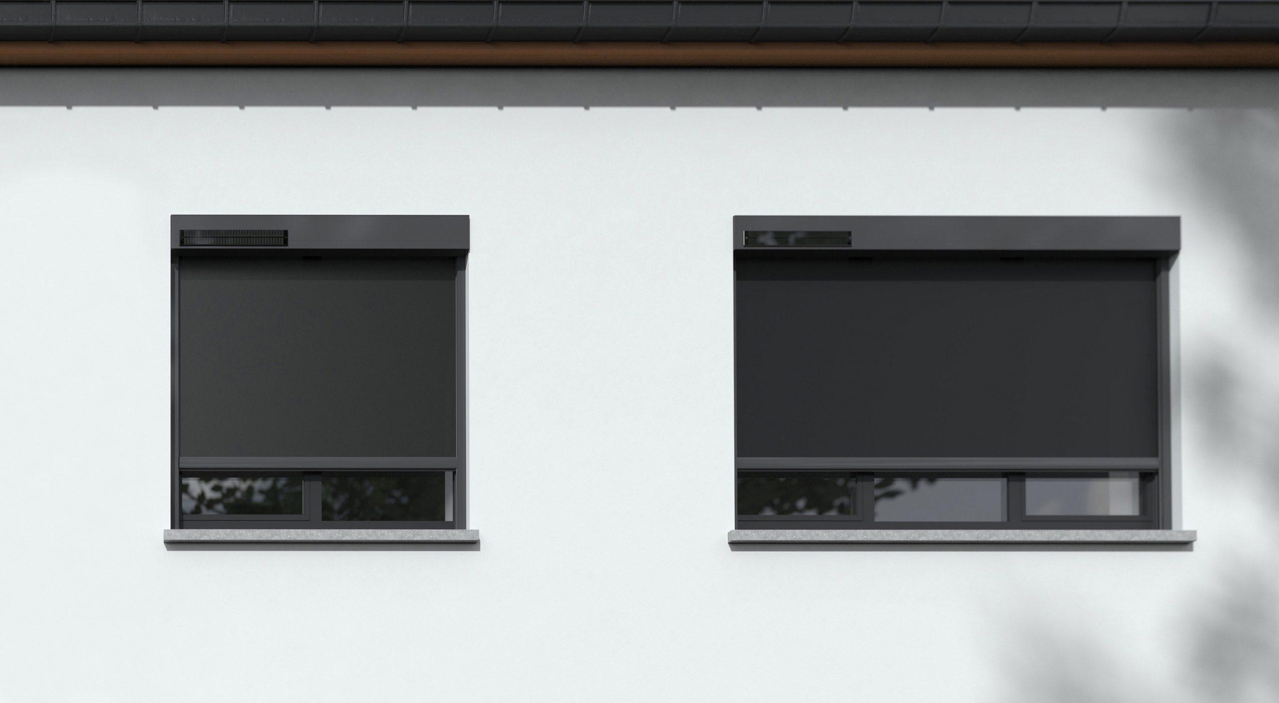 Full Size of Sonnenschutz Fenster Außen Solargetriebener Fixscreen Von Renson Zum Nachrsten Solar Dachschräge Jalousie Innen Marken Für Felux Dänische Fenster Sonnenschutz Fenster Außen