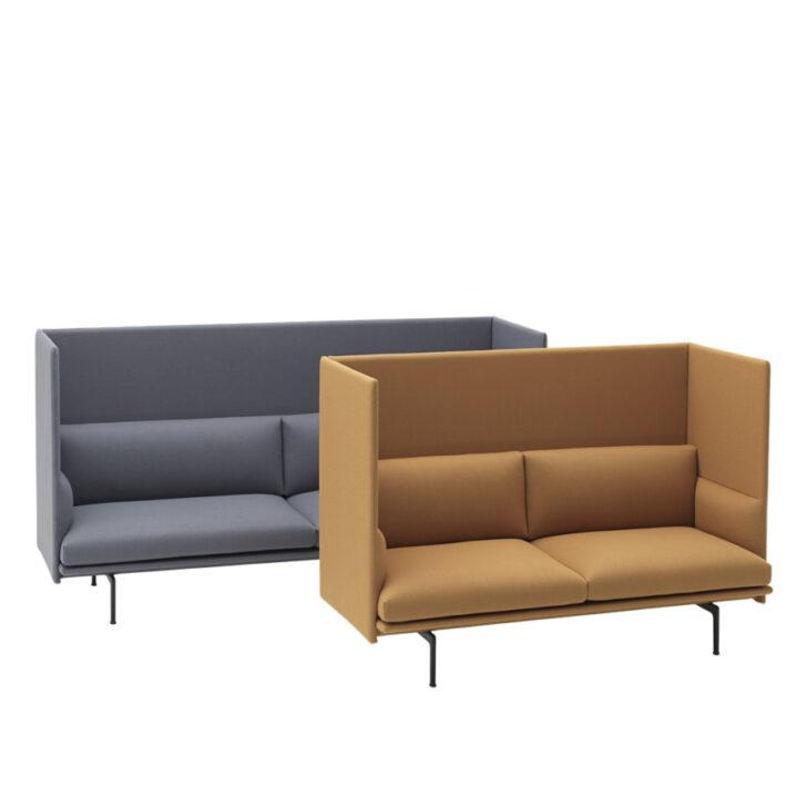 Medium Size of Muuto Sofa Outline 2 Sitzer Highback Lounge Garten Hussen Dreisitzer Bunt 3 Grau Für Esszimmer Altes Halbrund Ecksofa Schillig U Form Bezug Mit Ottomane Big Sofa Muuto Sofa