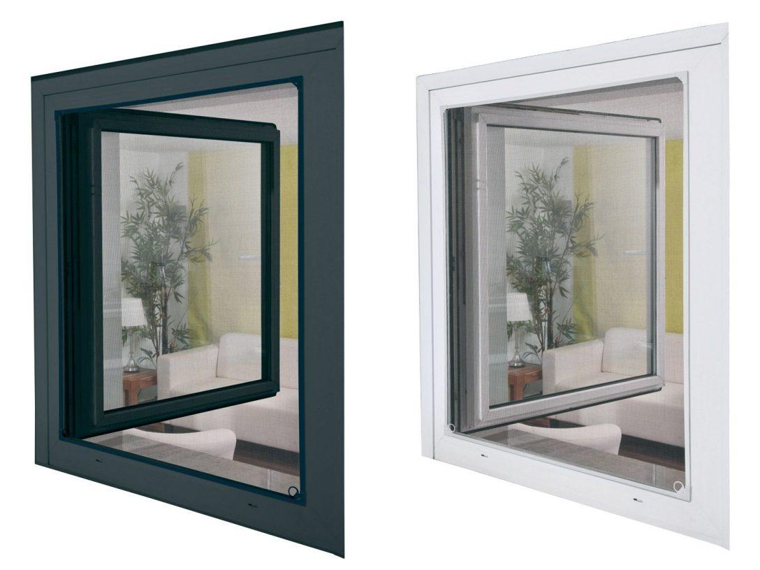 Large Size of Fliegennetz Fenster Fliegengitter Magnet Innen Anbringen Erneuern Kosten Mit Eingebauten Rolladen Bauhaus Insektenschutz Ohne Bohren Austauschen Dreh Kipp Fenster Fliegennetz Fenster