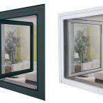 Fliegennetz Fenster Fliegengitter Magnet Innen Anbringen Erneuern Kosten Mit Eingebauten Rolladen Bauhaus Insektenschutz Ohne Bohren Austauschen Dreh Kipp Fenster Fliegennetz Fenster