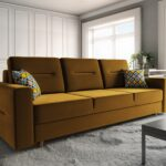 Halbrundes Sofa Samt Rot Schwarz Big Ikea Halbrunde Couch Klein Im Klassischen Stil 3 Sitzer Belmira Mit Schlaffunktion Gelb Sofas Garnitur Grau Leder Rund Sofa Halbrundes Sofa