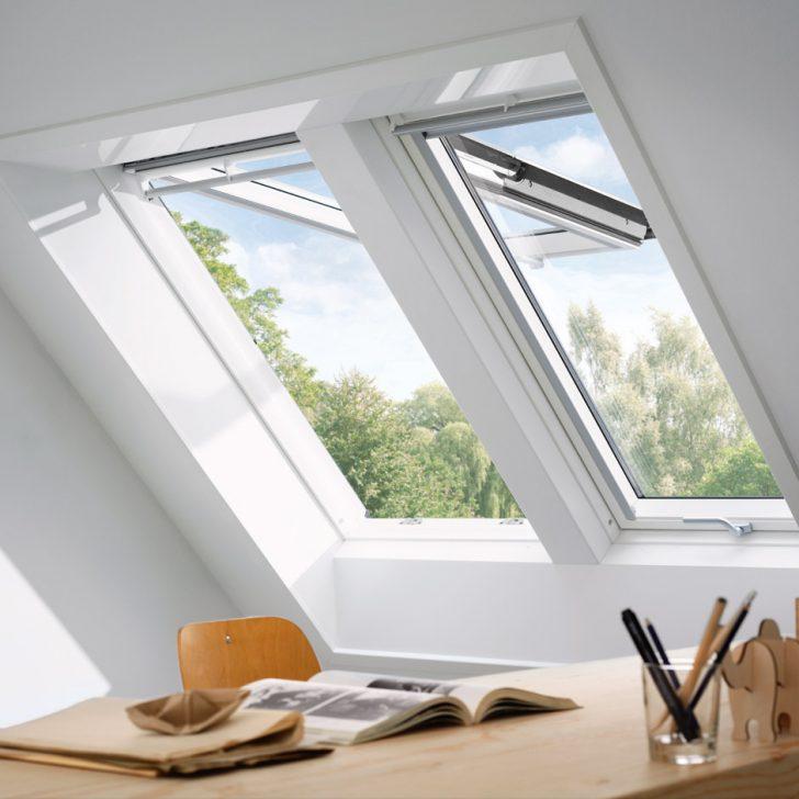 Medium Size of Velux Fenster Veluduo Zwei Dachfenster Nebeneinander Roro Flachdach Rolladen Alu Putzen Dänische Sonnenschutz Sichtschutzfolie Einseitig Durchsichtig Fenster Velux Fenster