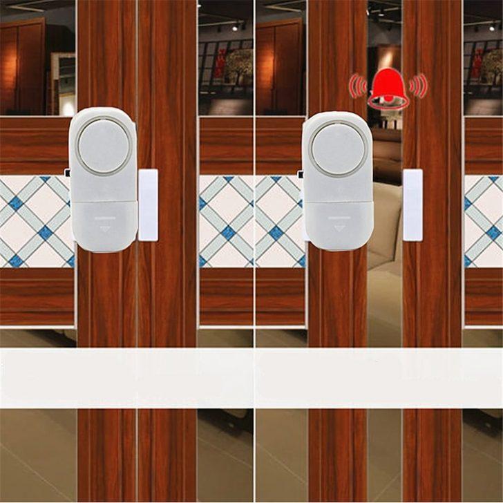 Medium Size of Wireless Einbrecher Alarm Security Eingang Indoor Tr Und Fenster Abdichten Fototapete Roro Weihnachtsbeleuchtung Sichtschutzfolien Für Einbruchsicherung Fenster Fenster Alarmanlage