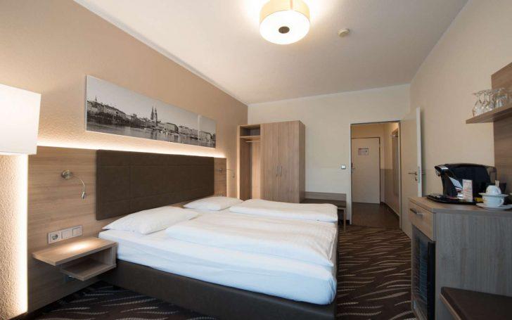 Medium Size of Großes Bett Doppelzimmer Superior Hotel Stadtpark Residenz Heikotel Kopfteil 140 Mit Matratze Box Spring 90x200 Weiß Massivholz Betten Tojo 200x220 180x200 Bett Großes Bett