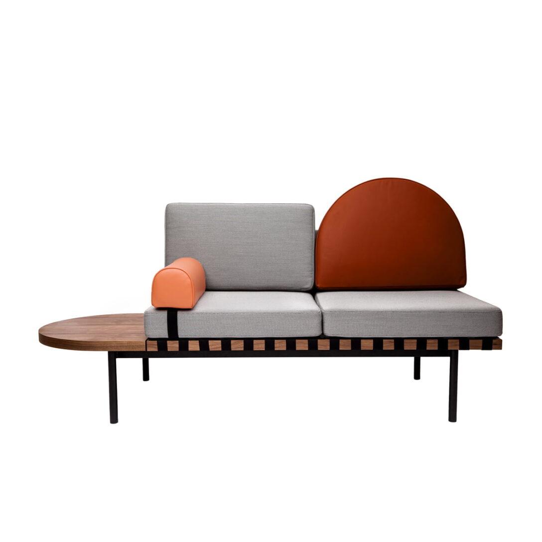 Large Size of Halbrundes Sofa Schwarz Im Klassischen Stil Klein Ikea Halbrunde Couch Rot Ebay Samt Big Gebraucht Grid Daybed Von Friture Connox 2 Sitzer Himolla 3 Mit Sofa Halbrundes Sofa