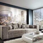 Delife Sofa Bigsofa Marlen 300x140 Cm Hellgrau Couch Mbel Sofas Big Home Affaire Modulares W Schillig Für Esszimmer Kaufen Ektorp Mit Schlaffunktion Esstisch Sofa Delife Sofa