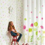 Kindergardinen Mit Lustigen Mustern Beleben Das Kinderzimmer Regal Schlafzimmer Vorhänge Regale Wohnzimmer Sofa Küche Weiß Kinderzimmer Kinderzimmer Vorhänge