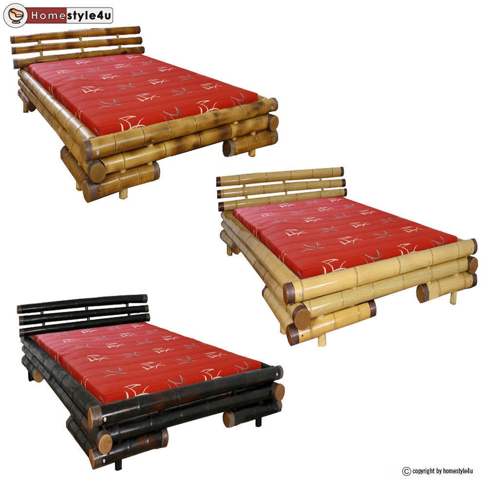 Full Size of Bambus Bett Bambusbetten Mehr Als 200 Angebote Balinesische Betten King Size Tempur Mit Stauraum 160x200 Wasser 120x200 Französische Schutzgitter Schubladen Bett Bambus Bett