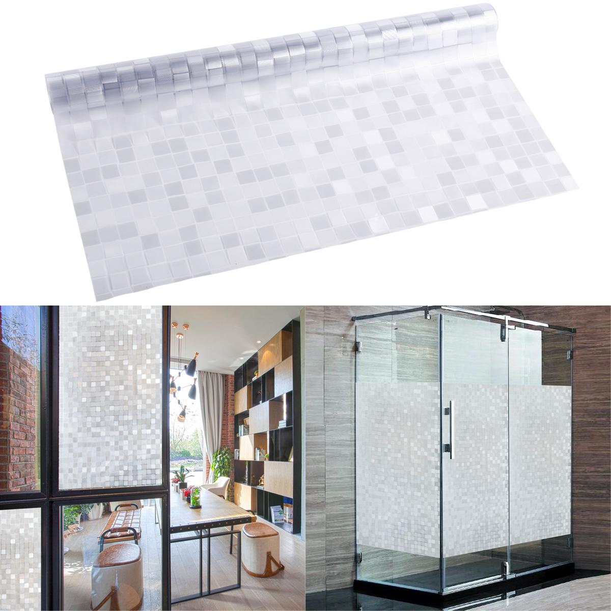 Full Size of Mosaik Fensterfolie Sichtschutz Klebefolie 45x200cm Fenster Herne Holz Alu Online Konfigurieren Insektenschutz Ohne Bohren Fliegengitter Maßanfertigung Mit Fenster Klebefolie Fenster