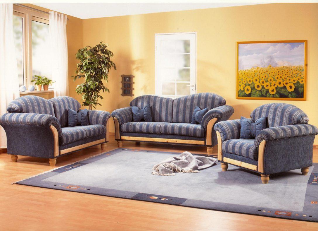 Large Size of Landhaus Sofa Garnitur Esens 2 Mit Verstellbarer Sitztiefe Landhausstil Wohnzimmer Hülsta Schlafsofa Liegefläche 160x200 Schlafzimmer 3 Sitzer Grau Modernes Sofa Landhaus Sofa
