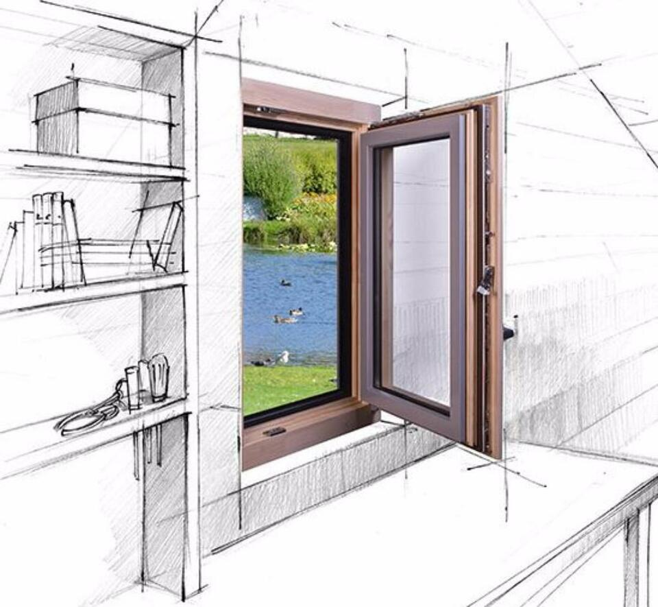 Full Size of Holz Alu Fenster Preise Profil 68 Bett Neue Einbauen Günstige Konfigurator Verdunkeln Insektenschutz Für Veka Fenster Holz Alu Fenster Preise