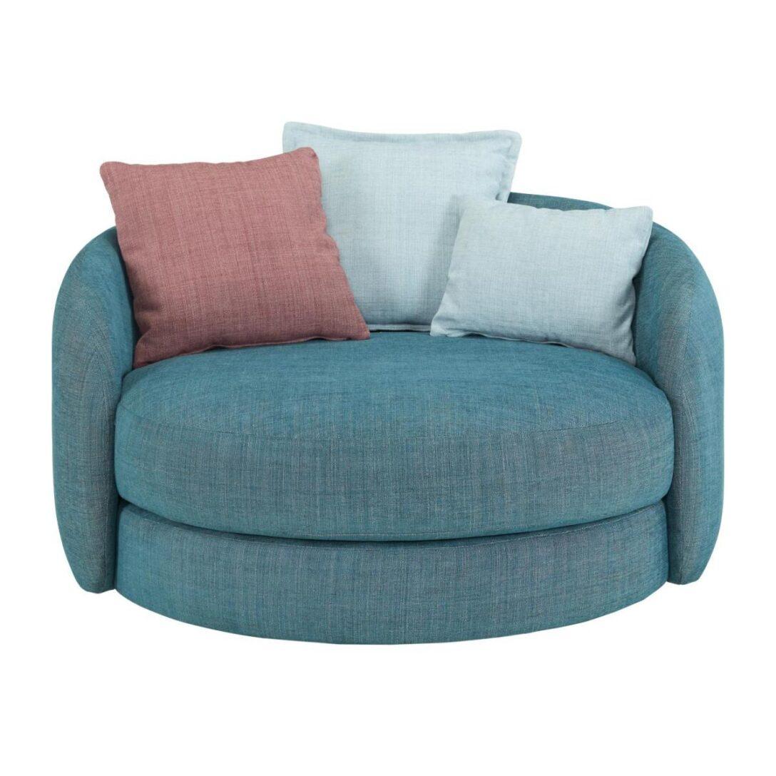Large Size of Runder Zweisitzer Sofa Indomo Big Grau Karup Baxter Poco Cognac Ecksofa Garten 3 Sitzer Abnehmbarer Bezug Kolonialstil 3er Sofa Rundes Sofa