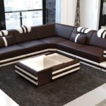 Modernes Sofa Sofa Couch Ragusa In Der L Form Als Modernes Ecksofa Leder Sofa Rolf Benz Schlaffunktion Big Mit Hocker Chesterfield Günstig Kinderzimmer Cassina U Led Stilecht