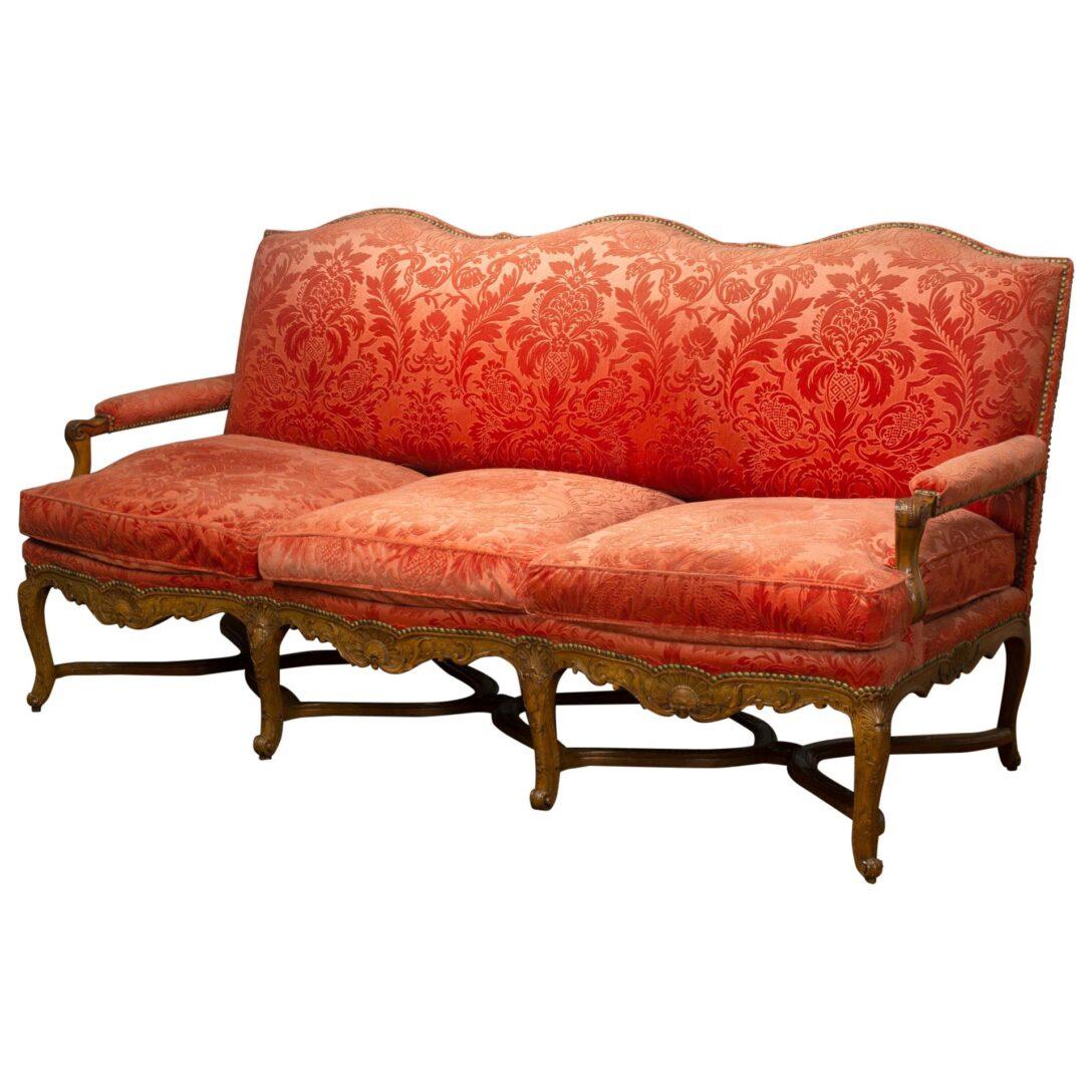Large Size of Canape Sofa Regence Beechwood Im Angebot Bei 1stdibs Billig Tom Tailor Big Kaufen Kare Terassen Höffner Rolf Benz Ikea Mit Schlaffunktion Microfaser Sofa Canape Sofa