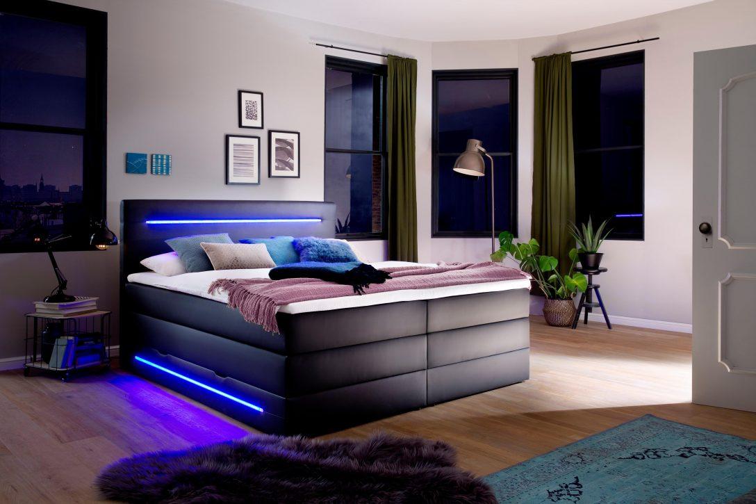 Large Size of Meise Betten Meisembel Boxspringbett Mit Led Beleuchtung In Blau Baur 140x200 Gebrauchte Aus Holz Französische Amazon Ruf Teenager Bei Ikea 180x200 Schöne Bett Meise Betten