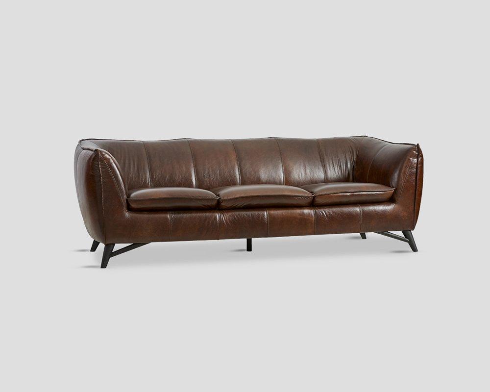 Full Size of Leder Sofa Couch Ikea Ledersofa Braun Chesterfield Pflege Kaufen Bed Hausmittel Cognac 2 Sitzer Koinor Castagna 3 Von Dialma Brown Stuff Shop Canape Benz Sofa Leder Sofa