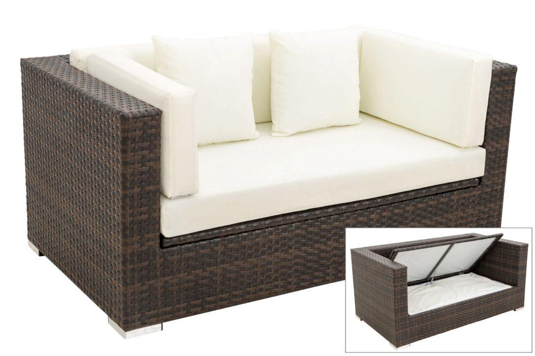 Large Size of Polyrattan Sofa Lounge Outdoor Grau Rattan 2 Sitzer Garden Set Couch Gartensofa Tchibo Ausziehbar 2 Sitzer Balkon Mit Led Antik Modulares Kaufen Günstig Sofa Polyrattan Sofa