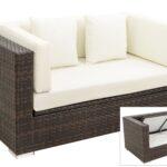 Polyrattan Sofa Lounge Outdoor Grau Rattan 2 Sitzer Garden Set Couch Gartensofa Tchibo Ausziehbar 2 Sitzer Balkon Mit Led Antik Modulares Kaufen Günstig Sofa Polyrattan Sofa