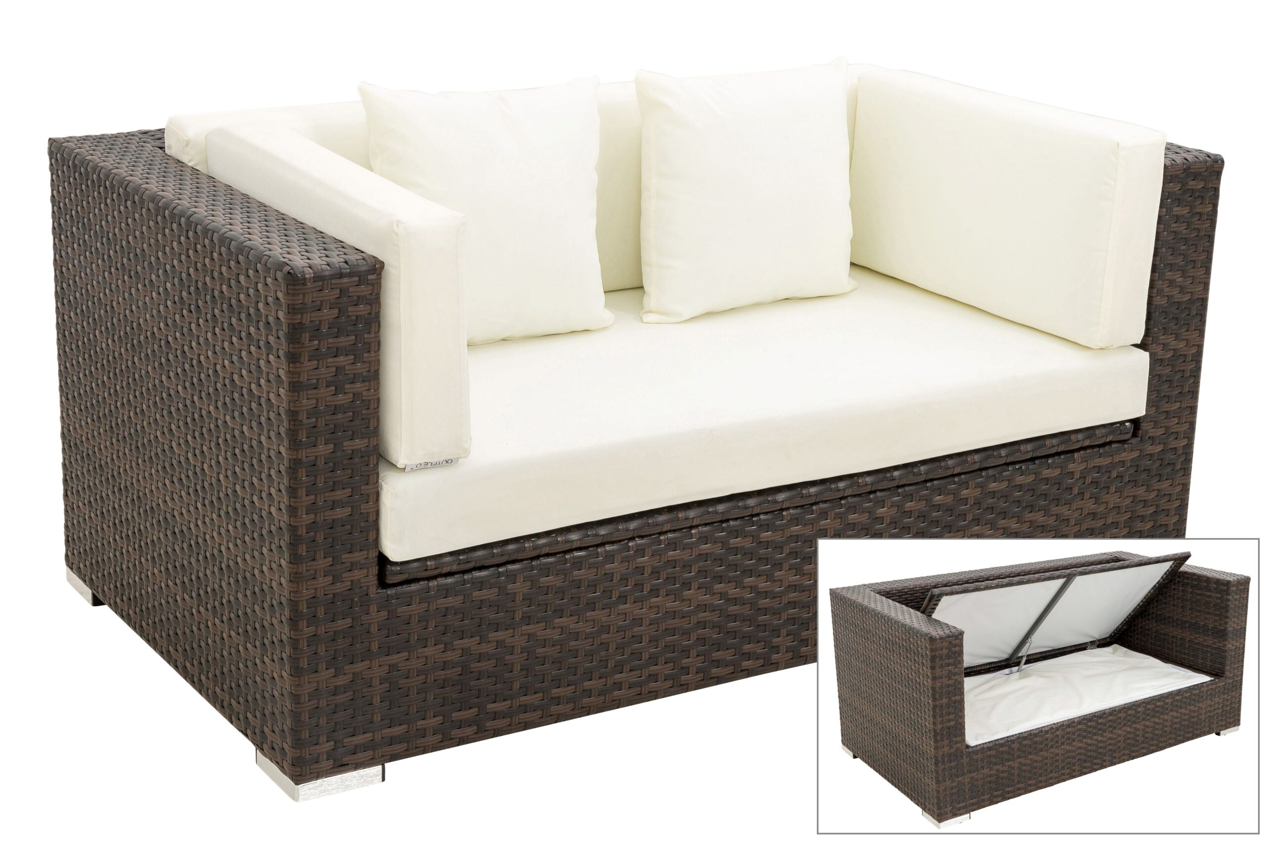 Full Size of Polyrattan Sofa Lounge Outdoor Grau Rattan 2 Sitzer Garden Set Couch Gartensofa Tchibo Ausziehbar 2 Sitzer Balkon Mit Led Antik Modulares Kaufen Günstig Sofa Polyrattan Sofa