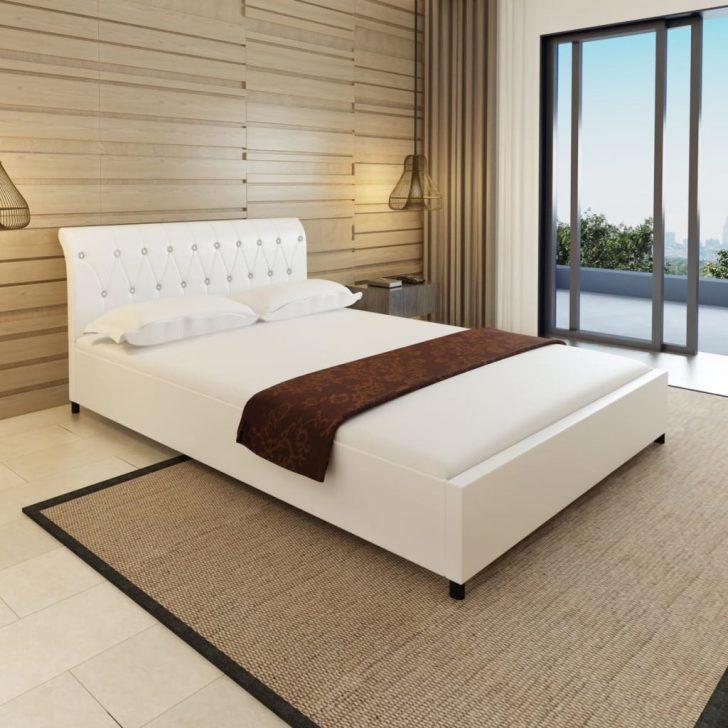 Medium Size of Bett Mit Matratze 140200 Cm Kunstleder Wei Gitoparts Sonoma Eiche 140x200 Stauraum Bette Duschwanne Boxspring Hohes Kopfteil 1 40x2 00 Betten 120x200 Bett Bett 1 40