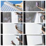 Fenster Folie Statische Fensterfolie Brilliant 45cm Breit Milchglasfolie Meterware Meeth Felux Aco Sicherheitsfolie Folien Für Wärmeschutzfolie Fenster Fenster Folie
