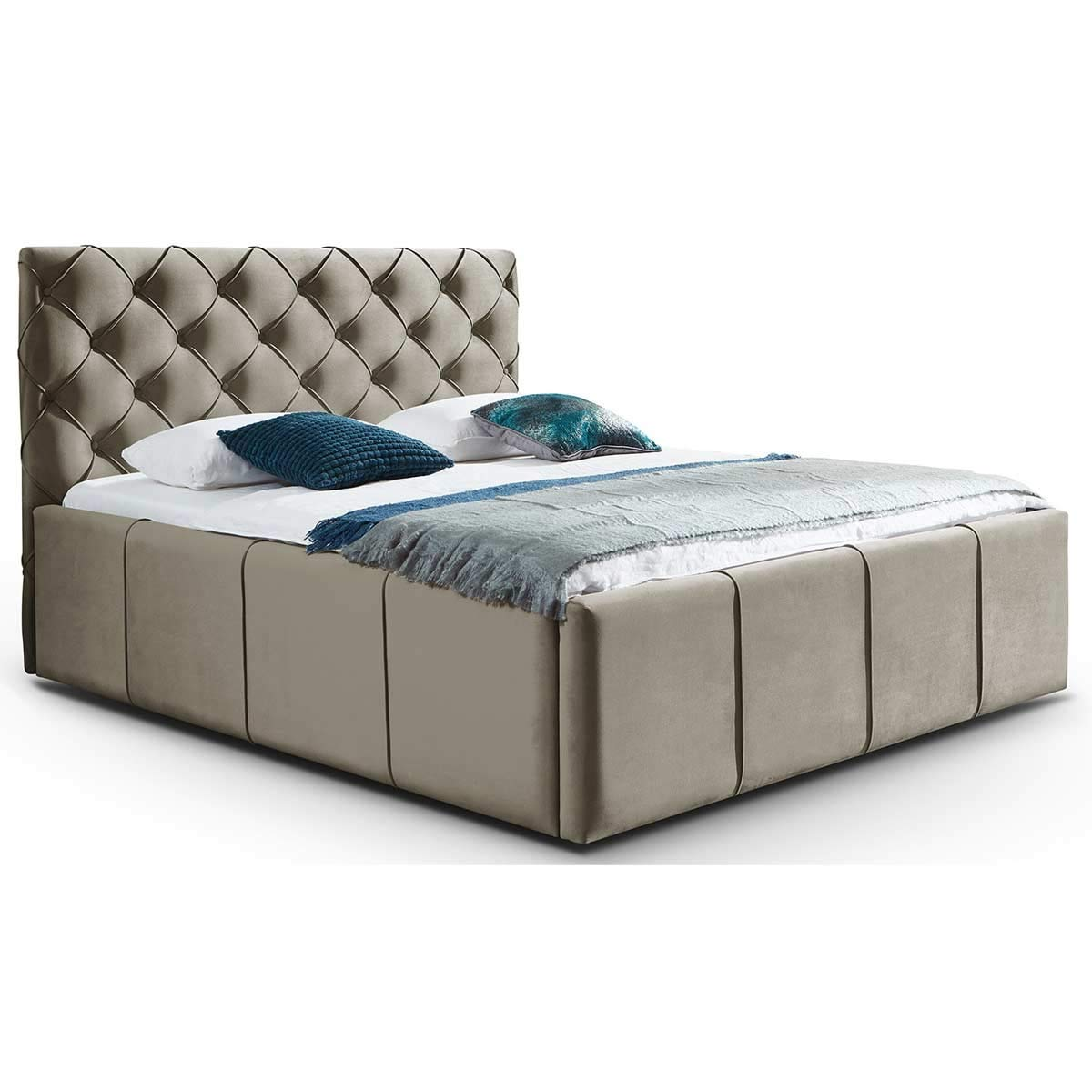 Full Size of Bett Mit Lattenrost Und Matratze 180x200 120x200 160x200 90x200 140x200 Bettkasten Samt Nelly Xxl Stauraum Chesterfield Stil Mitarbeitergespräche Führen Bett Bett Mit Lattenrost