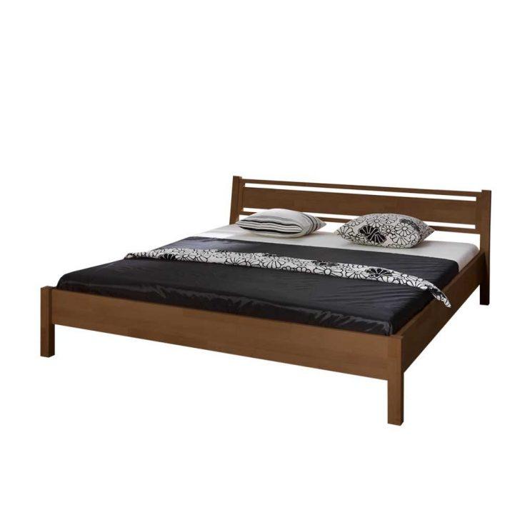 Medium Size of Bett Nussbaum Optik 200x200 120 X 200 Massivholz Massiv 180x200 Enera In Nussbaumfarben Aus Buche Wohnende Konfigurieren Günstige Betten Balinesische Schöne Bett Bett Nussbaum