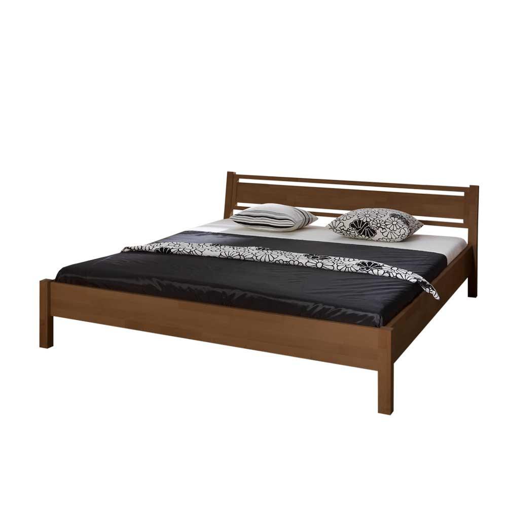 Full Size of Bett Nussbaum Optik 200x200 120 X 200 Massivholz Massiv 180x200 Enera In Nussbaumfarben Aus Buche Wohnende Konfigurieren Günstige Betten Balinesische Schöne Bett Bett Nussbaum