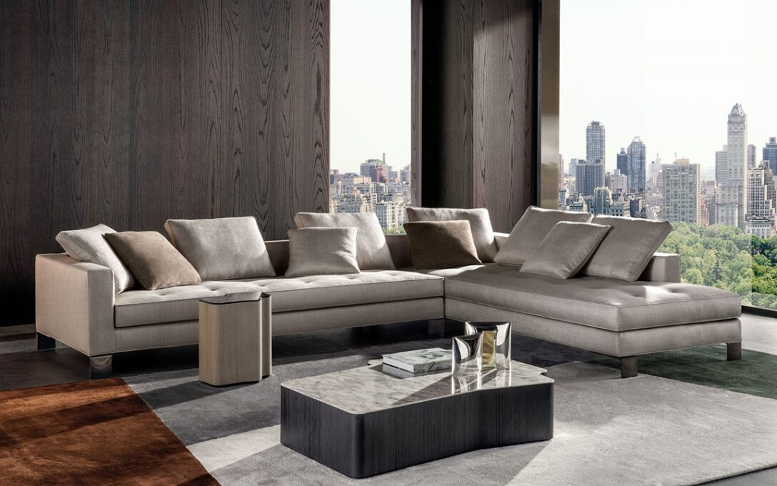 Minotti Sofa Alexander Dimensions Freeman For Sale Hamilton Cost India Used Sleeper Bed Couch Outlet Andersen Pollock Sofas De Recamiere Wk Abnehmbarer Bezug 2