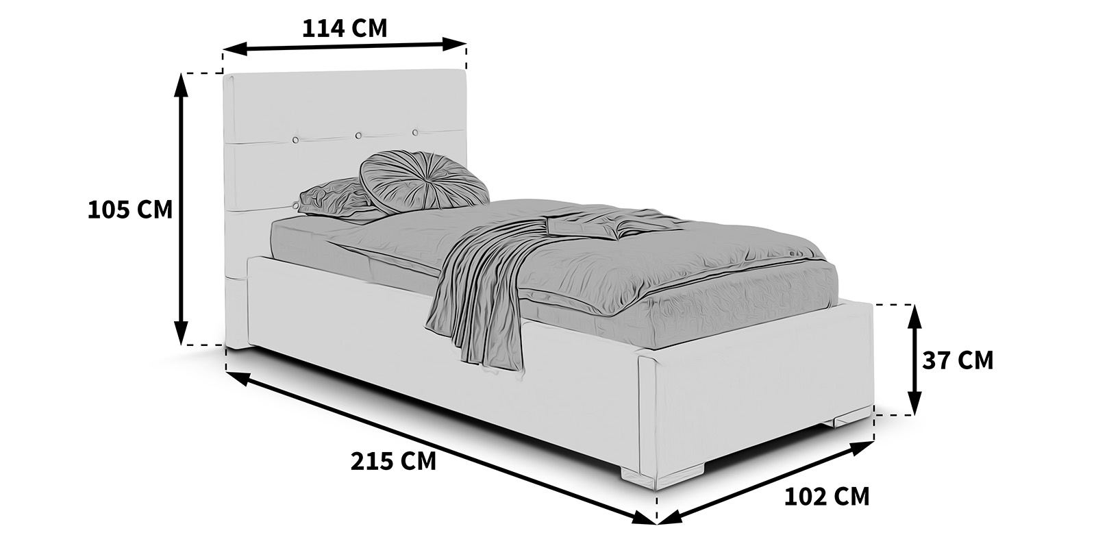 Full Size of Bett Mit Bettkasten 90x200 Betty Skizze Ausziehbett 190x90 Oschmann Betten Wasser Ikea 160x200 Lattenrost Und Matratze Kaufen Hamburg Außergewöhnliche Weiß Bett Bett Mit Bettkasten 90x200