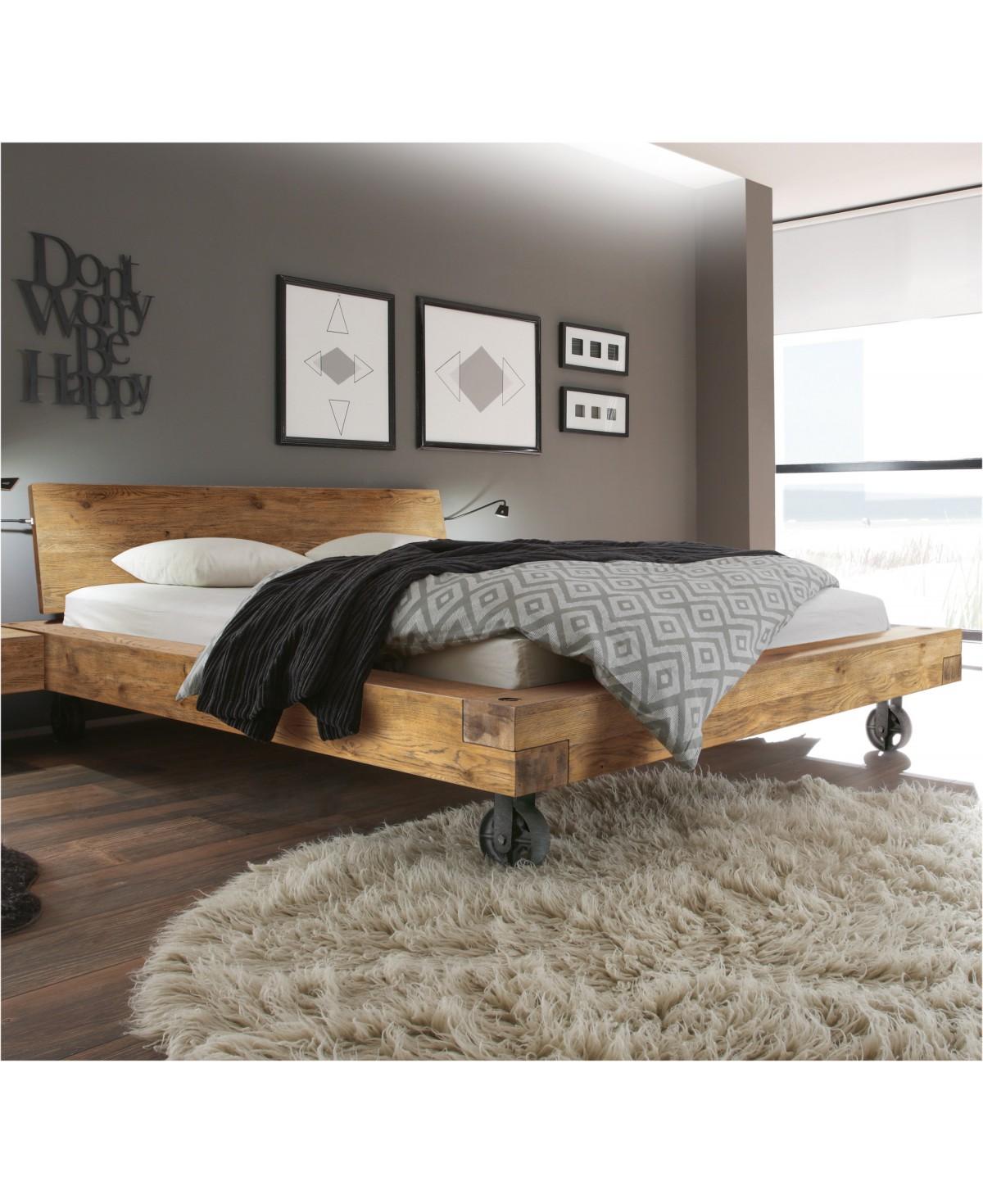 Full Size of Bett Vintage Hasena Oak Balkenbett Kopfteil Sion Fe Road 180x200 Betten überlänge Weiß Mit Schubladen 140x200 Stauraum 90x200 Weißes Für Teenager Massiv Bett Bett Vintage