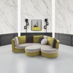 Halbrundes Big Sofa Halbrunde Couch Klein Im Klassischen Stil Gebraucht Ikea Samt Rot Ebay Schwarz Modern Stoff 4 Pltze Bolero Felis 2 Sitzer Mit Sofa Halbrundes Sofa