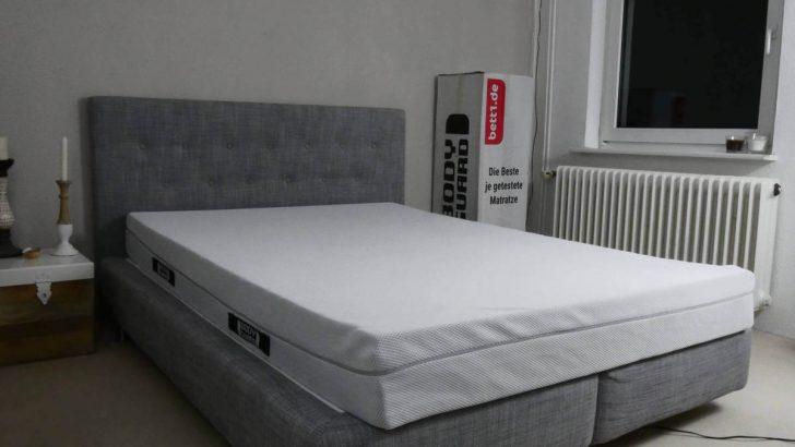 Medium Size of Betten Test Bett1 Bodyguard Matratze H1 H2 Weich Erfahrungsbericht 2020 Rauch Ruf Mit Und Lattenrost 140x200 Düsseldorf Innocent Dusch Wc Ebay Dico Runde Bett Betten Test