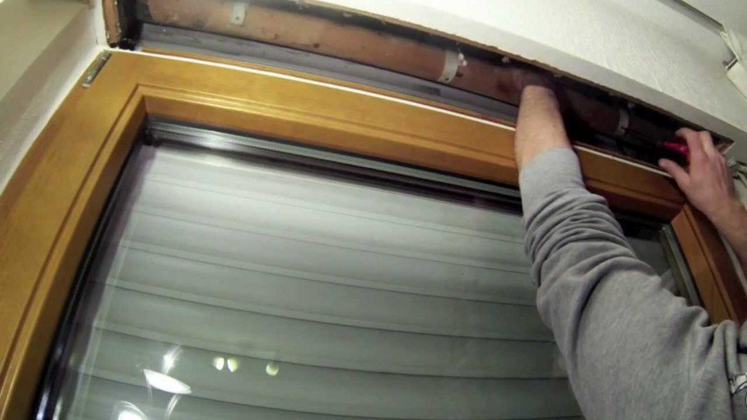 Large Size of Fenster Mit Rolladenkasten Rollladen Reparieren Rollladengurt Wechseln Bauende Rundes Boxspring Sofa Schlaffunktion Aluminium Bett 90x200 Lattenrost Und Fenster Fenster Mit Rolladenkasten