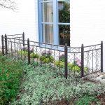 Thumbnail Size of Garten Zaun Gartenzaun Country Garden Loungemöbel Ecksofa Skulpturen Heizstrahler Pavillon Kräutergarten Küche Holzhaus Kind Truhenbank Schaukel Spielhaus Garten Garten Zaun