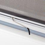 Insektenschutz Fenster Fliegengitter Bausatz Spezial 150x160cm Rollos Innen Insektenschutzgitter Einbruchsichere Folie Für Einbruchschutz Nachrüsten Abus Fenster Insektenschutz Fenster