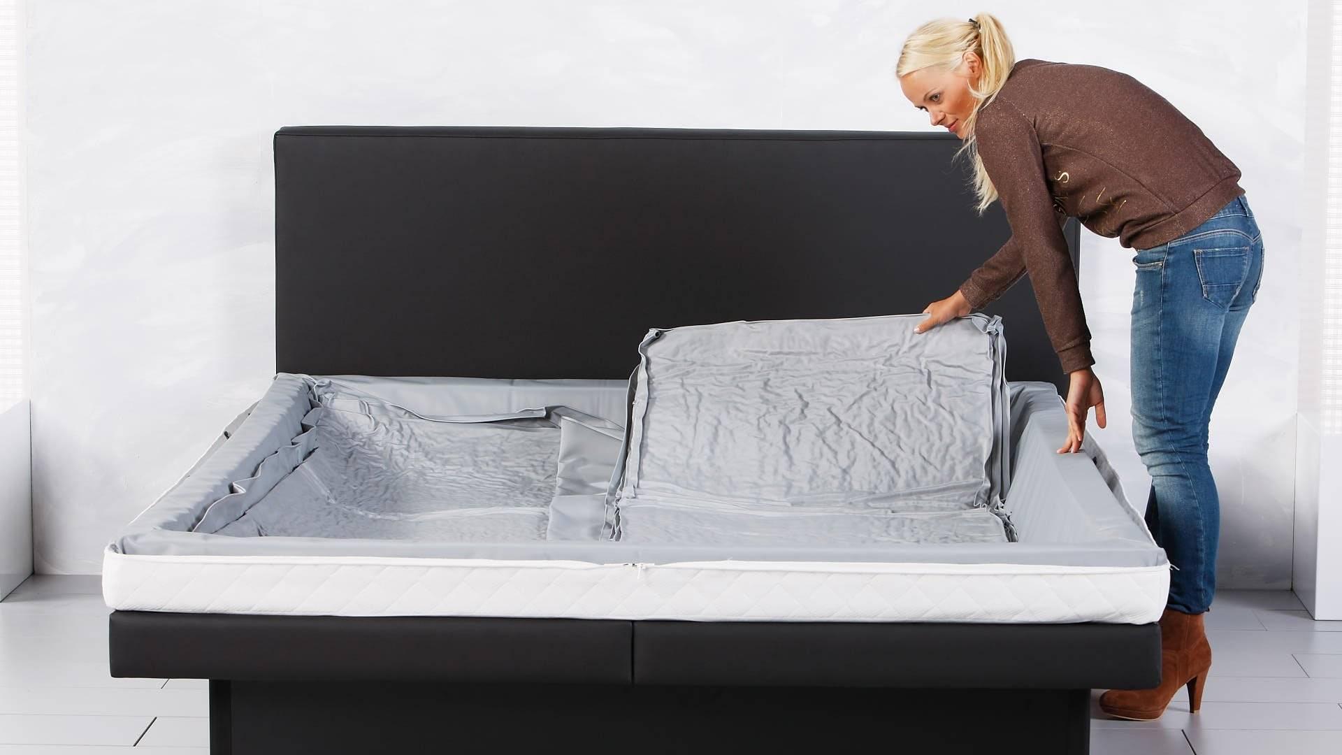 Full Size of Wasser Bett Komplette Softside Wasserbetten Gnstig Online Kaufen Wasserbett Xl Weiß 160x200 Bopita Such Frau Fürs Mit Unterbett Poco Holz Weißes 140 X 200 Bett Wasser Bett